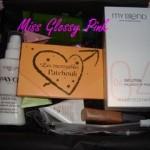 Glossybox décembre : Réveillons notre beauté