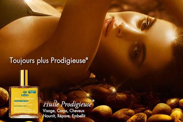 L'huile prodigieuse Nuxe - L'huile sèche réparatrice