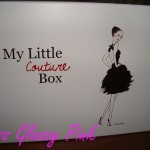 My Little Couture Box