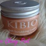 Gommage à l'amande KIBIO
