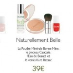 Caudalie makes me beautiful!