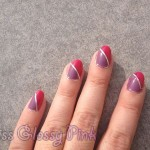 Nail art et striping tape !