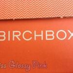 Birchbox // Octobre 2013
