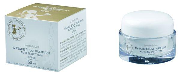 ME01 - Masque Eclat purifiant