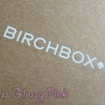 Birchbox // Septembre 2013