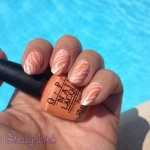 Petit nail art estival avec OPI!