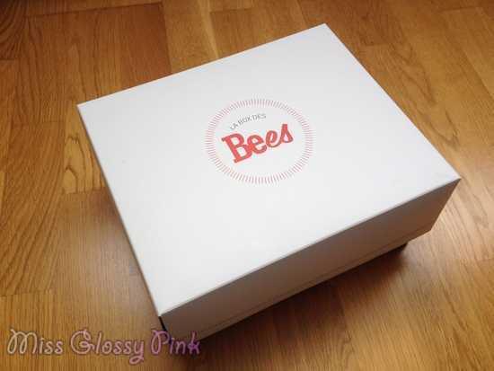 test box bees