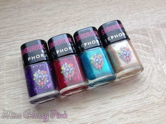 test vernis shourouk sephora
