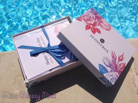 glossybox fete des meres