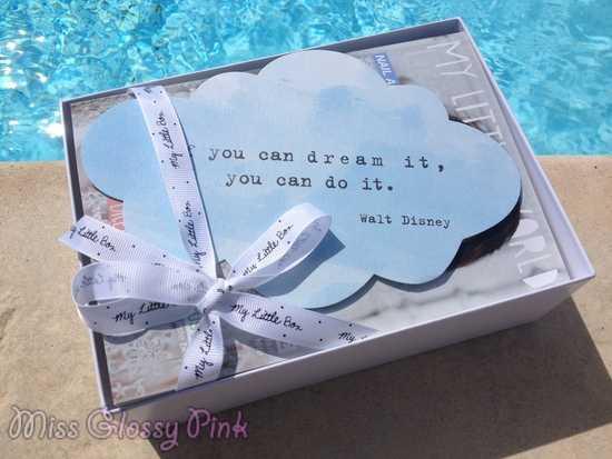contenu my little dream box