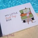 My Little Road Trip Box // Juillet 2015