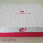 Glossybox / Rose Carpet / Novembre 2015