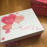 Glossybox // Février 2016 – Love is in the air !