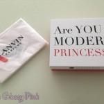 Glossybox X Lanvin // Modern Princess